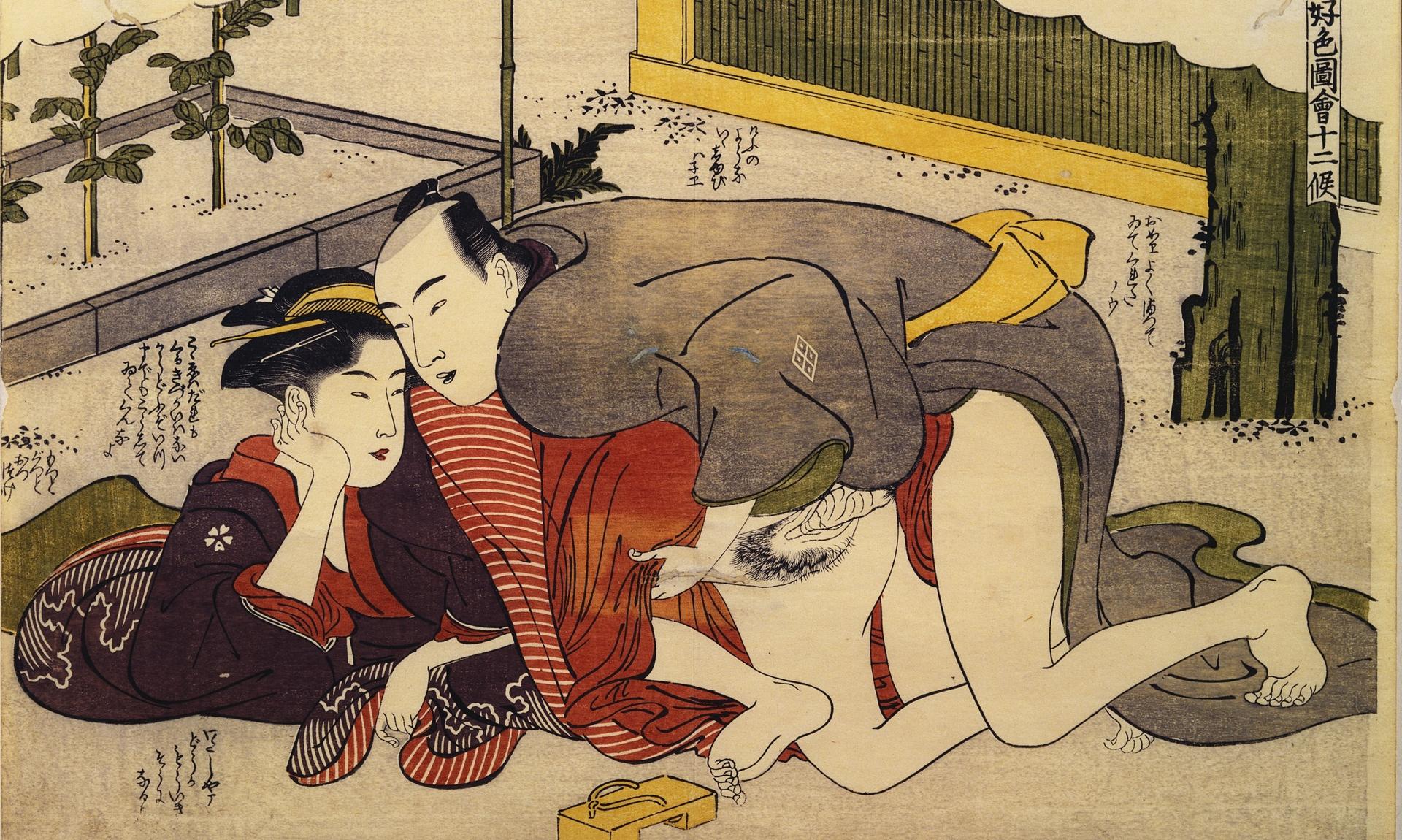 Культура секса в искусстве