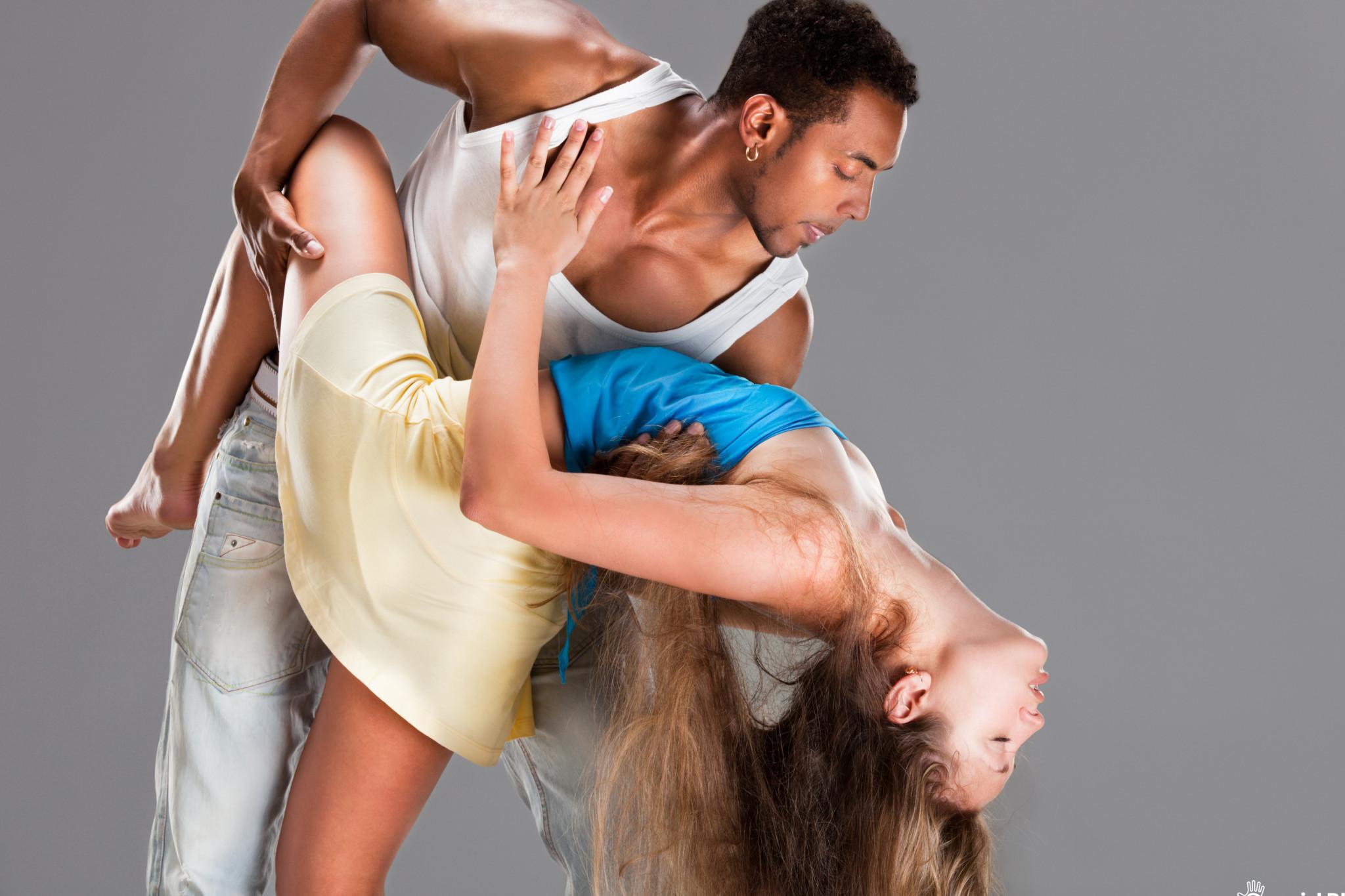 Связь сексуальной энергии с парными танцами